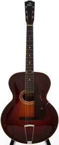 Musical Instruments:Acoustic Guitars, 1928 Gibson L-4 Sunburst Acoustic Guitar, #85782....