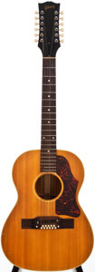 Musical Instruments:Acoustic Guitars, 1964 Gibson B-25-12-N Natural 12-String Acoustic Guitar, #167439....