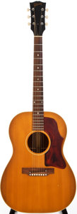 Musical Instruments:Acoustic Guitars, 1969 Gibson B-25N Natural Acoustic Guitar, #561936....