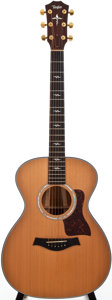 Musical Instruments:Acoustic Guitars, 1996 Taylor 712-Koa Natural Acoustic Guitar, #961209116....