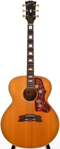 Musical Instruments:Acoustic Guitars, 1974-75 Gibson J-200 Artist Blonde Acoustic Guitar, #B007451....