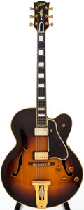 Musical Instruments:Electric Guitars, 1957 Gibson Model L-5 CES Sunburst Archtop Electric Guitar, #A26148....