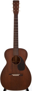Musical Instruments:Acoustic Guitars, 1960 Martin 0-15 Natural Acoustic Guitar, #171885....