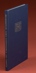 Books:First Editions, Dumbarton Oaks Conference on Chavin, 1968...