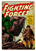 Golden Age (1938-1955):War, Our Fighting Forces #1 (DC, 1954) Condition: GD-....
