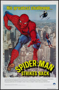 "Movie Posters:Action, Spider-Man Strikes Back (Columbia, 1978). One Sheet (27"" X 41""). Action.. ..."