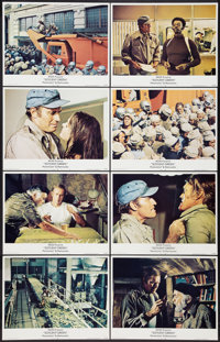 "Soylent Green (MGM, 1973). Lobby Card Set of 8 (11"" X 14""). Science Fiction. ... (Total: 8 Items)"