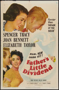 """Movie Posters:Comedy, Father's Little Dividend (MGM, 1951). One Sheet (27"""" X 41"""").Comedy.. ..."""