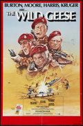 "Movie Posters:War, The Wild Geese And Other Lot (Allied Artists, 1978). One Sheets (2)(27"" X 41""). War.. ... (Total: 2 Items)"