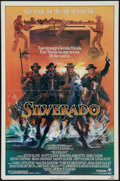 "Movie Posters:Western, Silverado And Other Lot (Columbia, 1985). One Sheets (2) (27"" X 41""). Western.. ... (Total: 2 Items)"