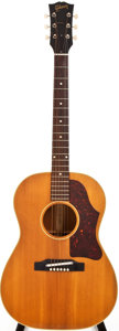 Musical Instruments:Acoustic Guitars, 1964 Gibson B-25 Natural Acoustic Guitar, #154611....