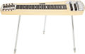Musical Instruments:Electric Guitars, 1960s Fender Stringmaster Blonde Lap Steel Guitar, #2691....