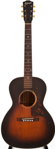 Musical Instruments:Acoustic Guitars, 1938 Gibson L-0 Sunburst Acoustic Guitar, #N/A....
