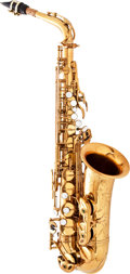 Musical Instruments:Horns & Wind Instruments, 1960s Selmer Mark VI Brass Alto Saxophone, #148482....