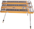 Musical Instruments:Lap Steel Guitars, 1953 Fender Stringmaster Steel Three Neck Butterscotch Blonde Lap Steel Guitar, #0695....