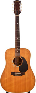 Musical Instruments:Acoustic Guitars, 1968 Gibson J-50 Natural Acoustic Guitar, #830908....