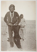 American Indian Art:Photographs, ALBUM OF 97 VIEWS OF HOPI LIFE. c. 1899...