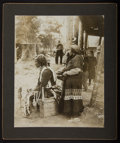 American Indian Art:Photographs, PLATEAU SUBJECTS . c. 1900. ... (Total: 3 Items)