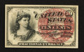 Fractional Currency:Fourth Issue, Fr. 1257 10¢ Fourth Issue Choice New.. ...