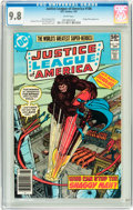 Modern Age (1980-Present):Superhero, Justice League of America #186 (DC, 1981) CGC NM/MT 9.8 Whitepages....