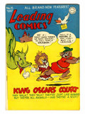 "Golden Age (1938-1955):Funny Animal, Leading Comics #15 Davis Crippen (""D"" Copy) pedigree (DC, 1945)Condition: VF...."