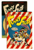 Golden Age (1938-1955):Funny Animal, Funny Stuff #4 and 5 Group (DC, 1946) Condition: Average VF+....(Total: 2 Comic Books)