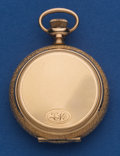Timepieces:Pocket (post 1900), Waltham O Size Hunters Case. ...