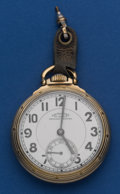 Timepieces:Pocket (post 1900), Hamilton 23 Jewel 950 B. ...