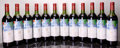 Red Bordeaux, Chateau Mouton Rothschild 1982 . Pauillac. 7ts, 3vhs, 2hs, 1lbsl, owc - no lid. Bottle (12). ... (Total: 12 Btls. )