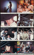 "Movie Posters:Science Fiction, A Clockwork Orange (Warner Brothers, 1971). British Front of House Color Photo Set of 13 (8"" X 10"").. ... (Total: 13 Items)"