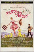 "Movie Posters:Academy Award Winners, The Sound of Music (20th Century Fox, 1965). One Sheet (27"" X 41"").Academy Award Winners.. ..."