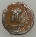 Ancients:Ancient Lots  , Ancients: GREEK. Lot of seven miscellaneous Greek silver coins (7). ... (Total: 7 coins)