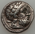 Ancients:Greek, Ancients: EASTERN CELTS. Lower Danube Region. Uncertain tribe. 3rdcentury BC. AR tetradrachm (13.72 gm). ...