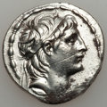Ancients:Greek, Ancients: SELEUCID KINGDOM. Antiochus VII Euergetes (138-129 BC).AR tetradrachm (16.60 gm). ...