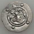 Ancients:Ancient Lots  , Ancients: HUNNIC KINGDOMS. Lot of two Sasanian-style Hunnic ARdrachms (2). ... (Total: 2 coins)