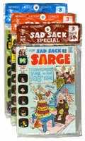Bronze Age (1970-1979):Cartoon Character, Sad Sack Harvey-Pack File Copy Group (Harvey, 1970s) Condition:Average VF/NM.... (Total: 12 Items)