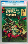 Silver Age (1956-1969):Adventure, Voyage to the Bottom of the Sea #5 Savannah pedigree (Gold Key, 1966) CGC NM+ 9.6 Cream to off-white pages....