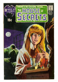 Bronze Age (1970-1979):Horror, House of Secrets #92 (DC, 1971) Condition: VF-....