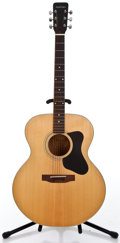 Musical Instruments:Acoustic Guitars, 1970's Madeira by Guild A 40 Natural Acoustic Guitar #N/A...