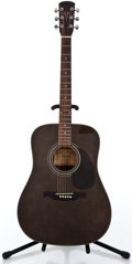 Musical Instruments:Acoustic Guitars, Recent Alvarez RD 8 Trans Green Acoustic Guitar #F203020248...