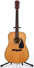 Musical Instruments:Acoustic Guitars, Recent Fender DG-11 Natural Acoustic Guitar #00061690...
