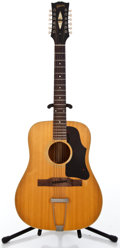 Musical Instruments:Acoustic Guitars, 1965 Gibson B-45-12-N Natural Acoustic Guitar #288646...