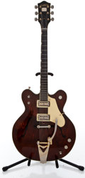 Musical Instruments:Electric Guitars, 1967 Gretsch Country Gentleman Brown Semi-Hollow Body ElectricGuitar #47728...