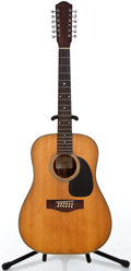 Musical Instruments:Acoustic Guitars, 1975 Loprinzi LR-15-12 Natural 12-String Acoustic Guitar #2907...