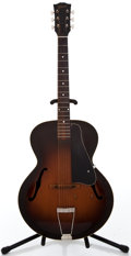 Musical Instruments:Acoustic Guitars, 1950's Gibson L-48 Sunburst Archtop Acoustic Guitar #N/A...
