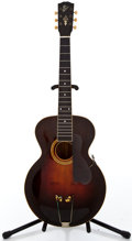 Musical Instruments:Acoustic Guitars, 1911 Gibson L-3 Sunburst Archtop Acoustic Guitar #11471...