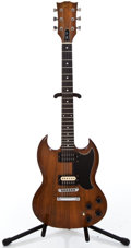 Musical Instruments:Electric Guitars, 1979 Gibson The SG Walnut Solid Body Electric Guitar #72699562...