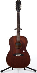 Musical Instruments:Acoustic Guitars, 1965 Epiphone FT 30 Caballero Mahogany Acoustic Guitar #309736...