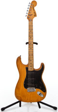 Musical Instruments:Electric Guitars, 1979 Fender Stratocaster Natural Solid Body Electric Guitar#S911255...