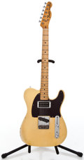 Musical Instruments:Electric Guitars, 1974 Fender Telecaster Blonde Solid Body Electric Guitar ...